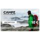 campz.es Tarjeta regalo 10 €